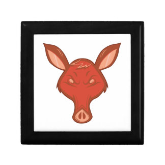 Anteater Small Square Gift Box