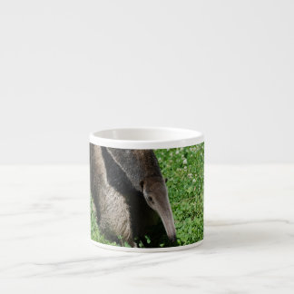 Anteater in Field Espresso Cup