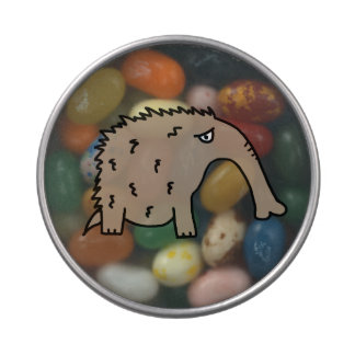Anteater Jelly Belly Tin