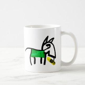 Anteater Classic White Coffee Mug