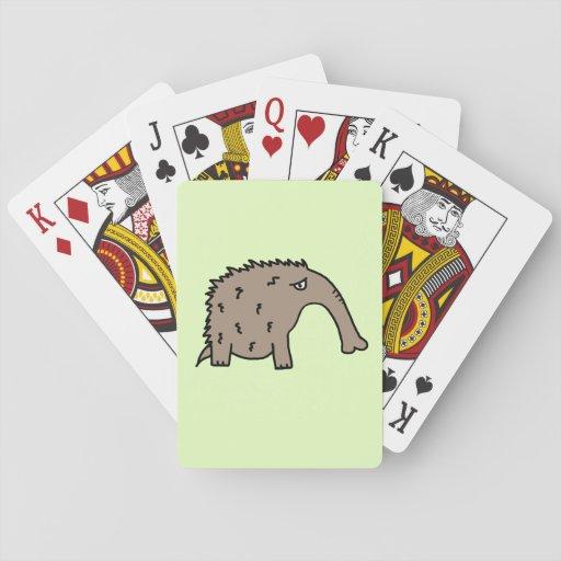 Anteater Poker Deck