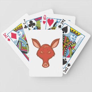 Anteater Poker Cards