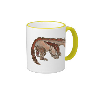 Anteater Ringer Mug