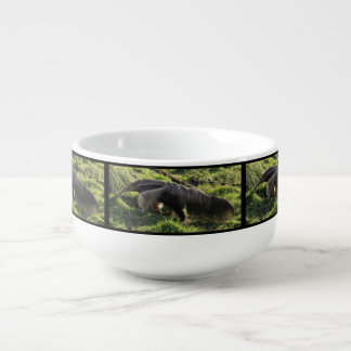 Anteater Soup Bowl With Handle