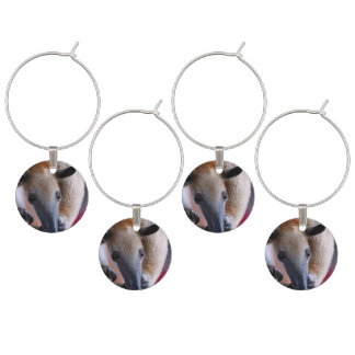 Anteater Wine Glass Charms