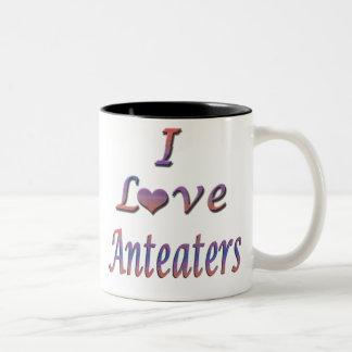 anteaters coffee mug