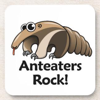 Anteaters Rock Beverage Coasters