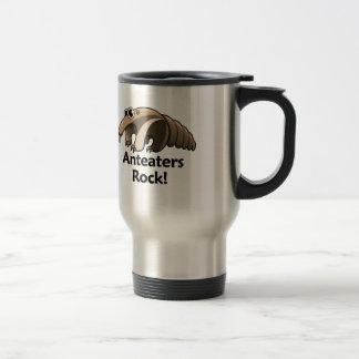 Anteaters Rock! Coffee Mugs
