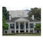 Antebellum Plantation House Stone Mountain Georgia Postcard