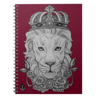 Anteckningsblock Lion King Notebook