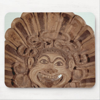 Antefix with the head of a gorgon mouse pad