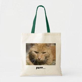 Antek close-up, purrr... tote bags