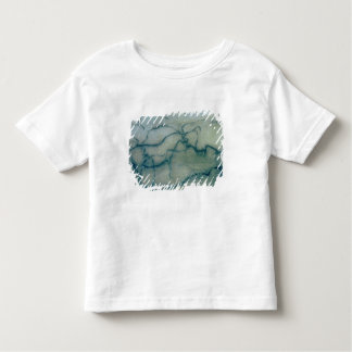 Antelope and bison, Perigordian (cave painting) Toddler T-Shirt