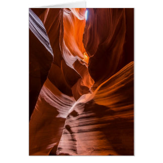 Antelope Canyon Card