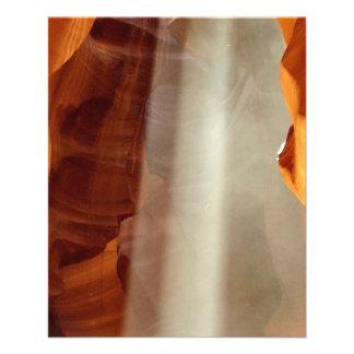 Antelope Canyon 11.5 Cm X 14 Cm Flyer