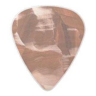 Antelope Canyon, Naturally Lit Acetal Guitar Pick