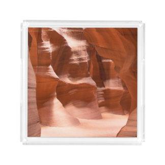 Antelope Canyon, Naturally Lit Acrylic Tray