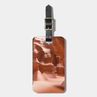 Antelope Canyon, Naturally Lit Bag Tag