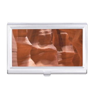 Antelope Canyon, Naturally Lit Business Card Holder
