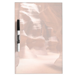 Antelope Canyon, Naturally Lit Dry Erase Board