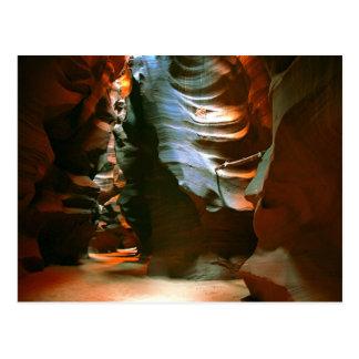 Antelope Canyon Postcard