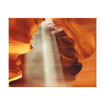 Antelope Canyon Stretched Canvas Print