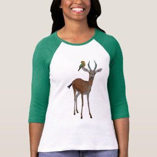 ANTELOPE & PARROT T-Shirt