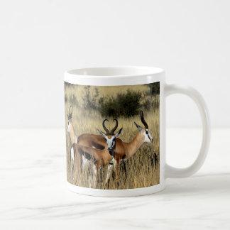 Antelope Trio Coffee Mugs