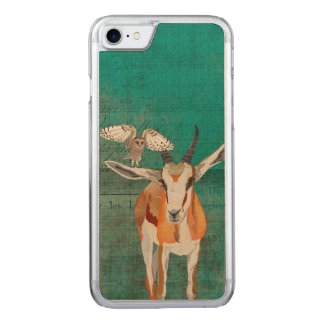 ANTELOPE & WINGS  Carved iPhone Carved iPhone 7 Case