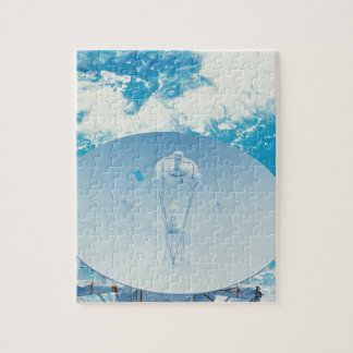 Antenna in Space Jigsaw Puzzle