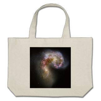 Antennae galaxies bags