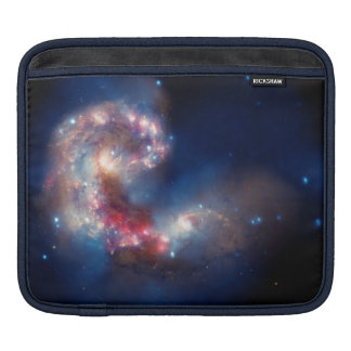 Antennae Galaxies Colorful Composite Sleeves For iPads