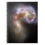 Antennae Galaxies Note Book