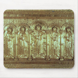 Antependium depicting Christ with the donors Mouse Mat