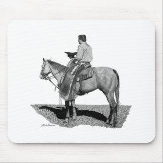 Anthem Cowboy Mouse Pad