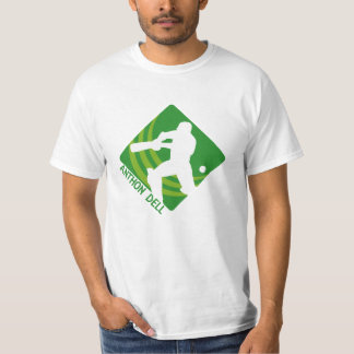 Anthon Dell Cricket T-Shirt