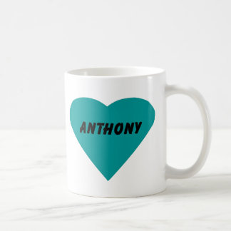 Anthony Coffee Mug