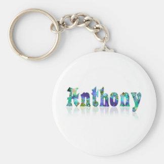Anthony Keychains