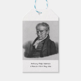 Anthony Philip Heinrich Gift Tags