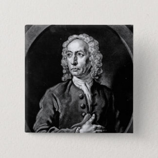 Anthony Sayer, engraved by John Faber Jr 15 Cm Square Badge