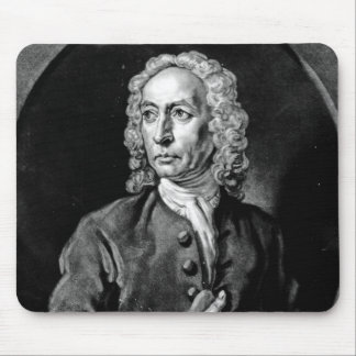 Anthony Sayer, engraved by John Faber Jr Mouse Pad