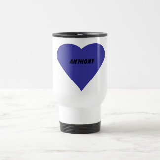 Anthony Stainless Steel Travel Mug