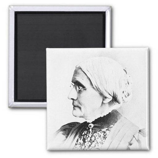 Anthony ~ Susan B. Woman Suffrage Leader Fridge Magnets