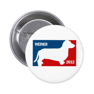 ANTHONY WEINER 2012 PIN