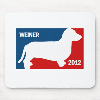 ANTHONY WEINER 2012 MOUSEPAD