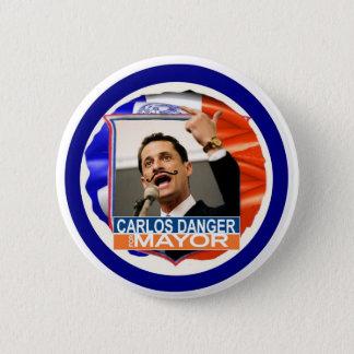 Anthony Weiner for NYC Mayor 2013 6 Cm Round Badge