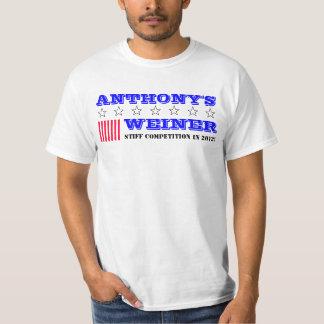 ANTHONY WEINER SHIRT