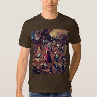 Anthony With Monsters. By Hieronymus Bosch Shirt