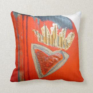 anthonys cardinal throw pillow