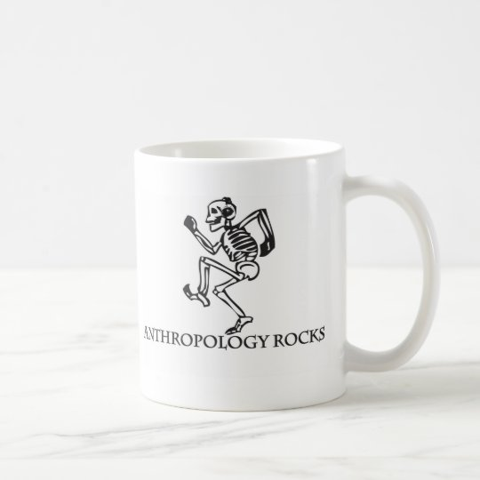 Anthropology Rocks Coffee Mug